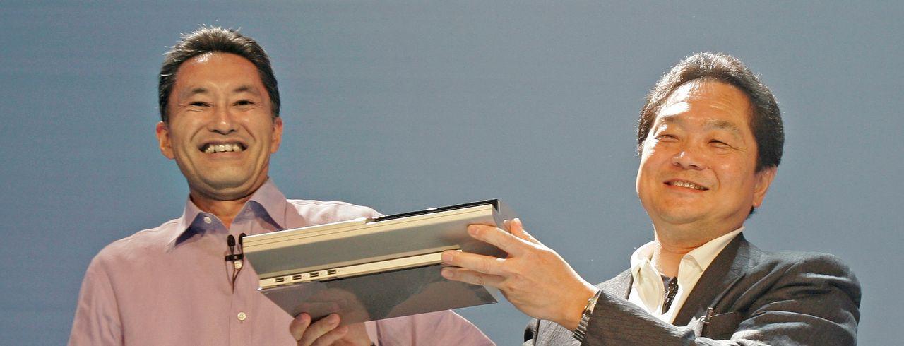 PlayStation 3 skulle släppts 2005