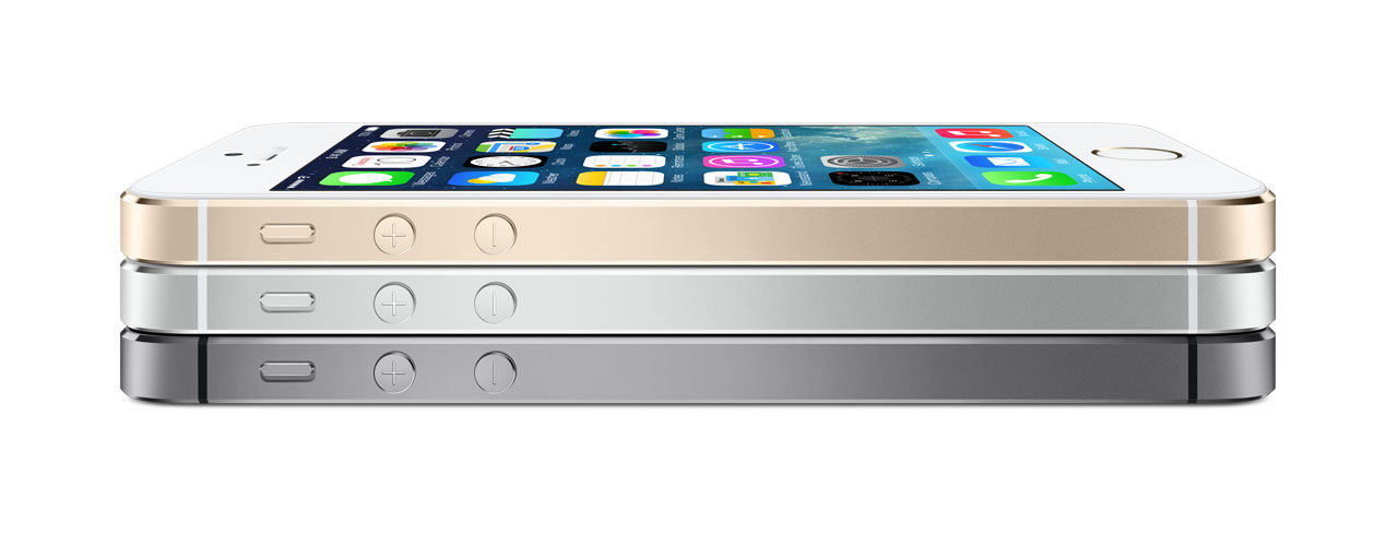 iPhone 5S och 5C kommer 25 oktober