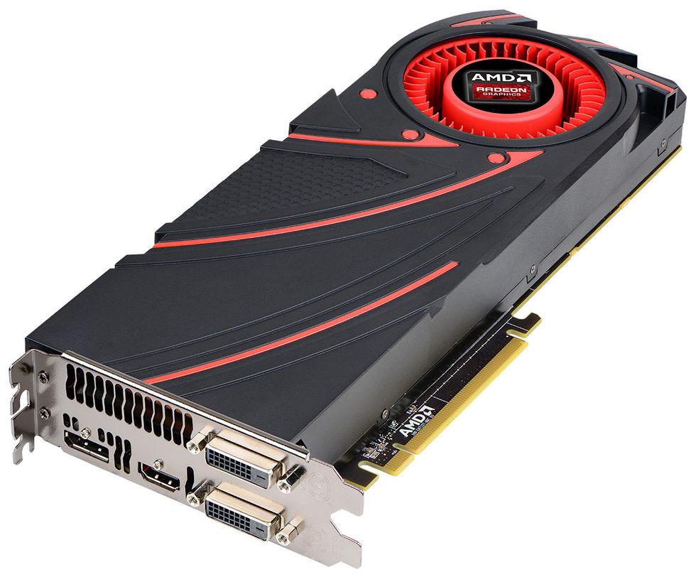 AMD släpper tre nya grafikkort på marknaden