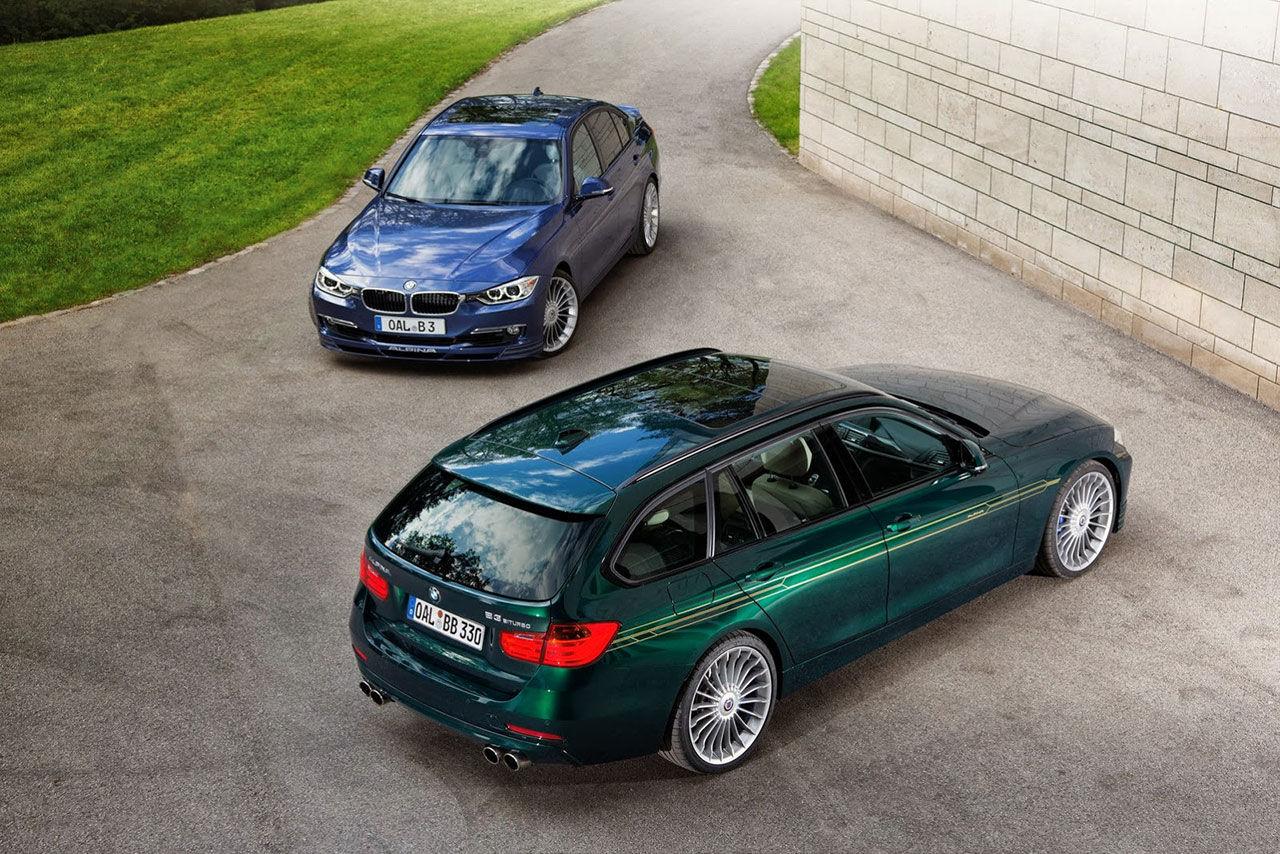 Världens snabbaste diesel kommer från Alpina