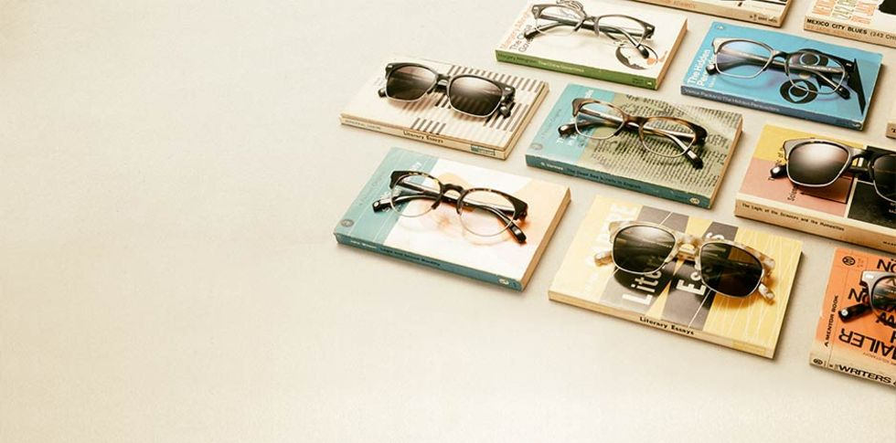 Warby Parkers 60-tal