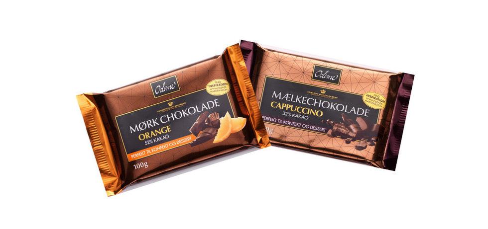 Bakchoklad med smak