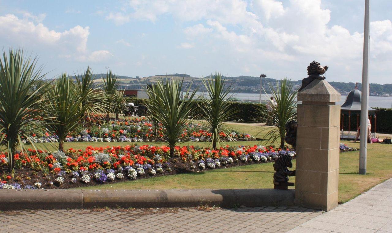 Lemmings-staty avtäckt i Dundee
