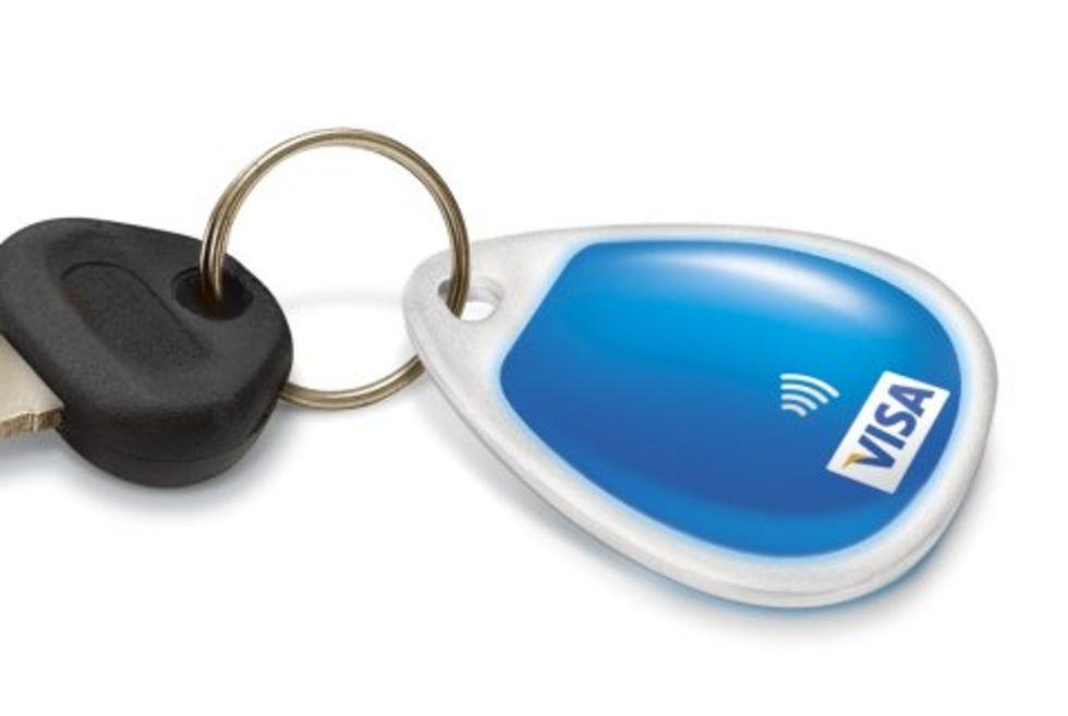 Visa Micro Tag - betala utan kort