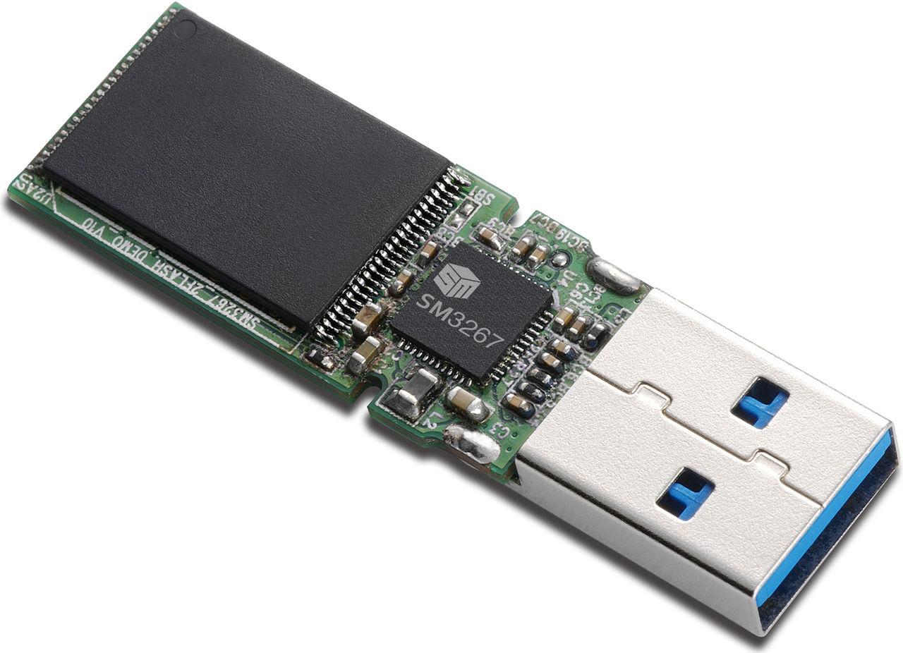 Silicon Motion tar fram ny USB 3.0-kontroller