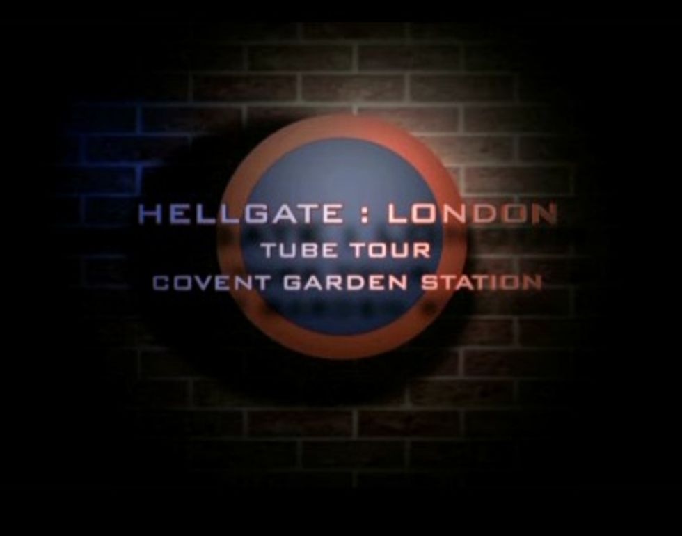 Hellgate Tube Tour