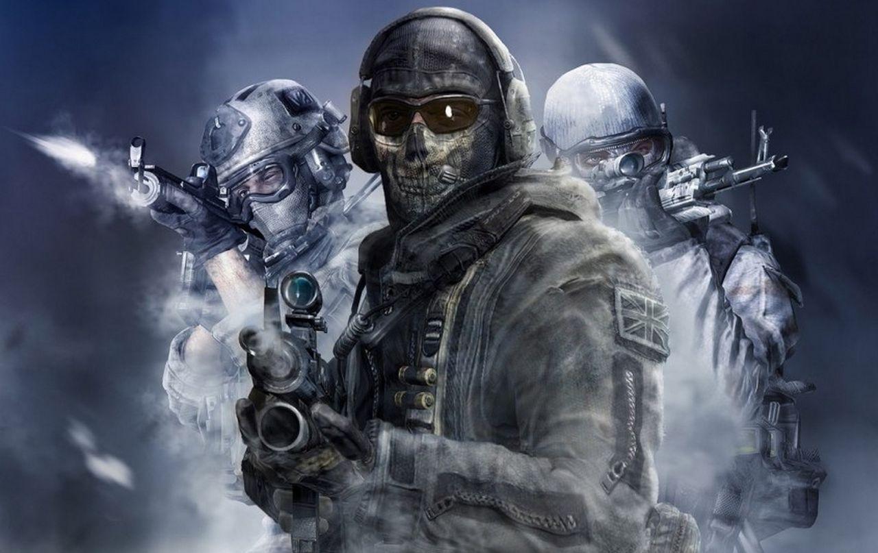 Sveriges första Call of Duty: Ghost-turnering