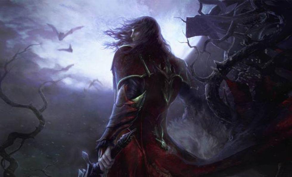 Datum för Castlevania: Lords of Shadow - Mirror of Fate HD
