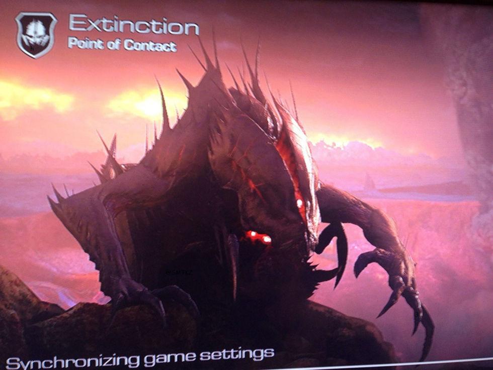 Extinction-spelläget för Call of Duty: Ghosts läckt