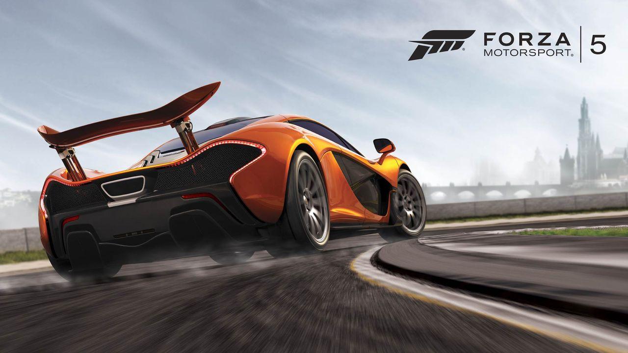 Massor av bilar att ladda ner till Forza 5