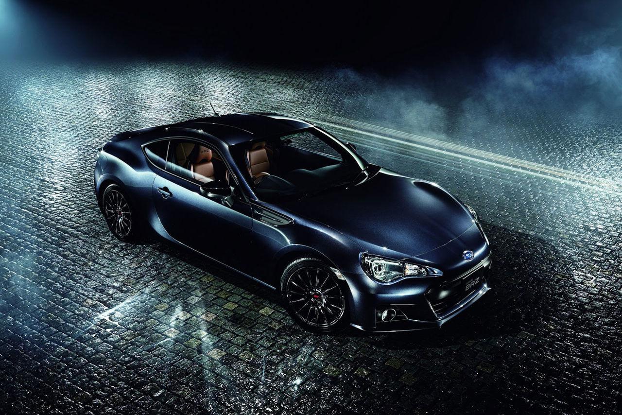 Subaru visar upp specialversion av BRZ