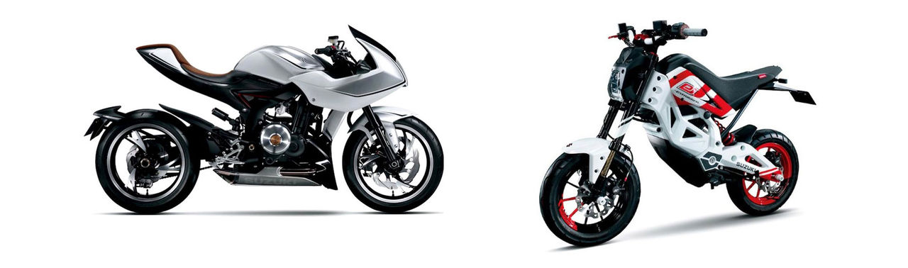 En med turbo och en med elmotor