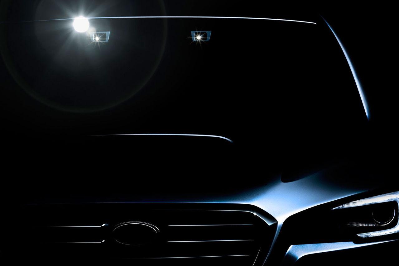 Subaru visar konceptbilen Levorg Tourer i Tokyo