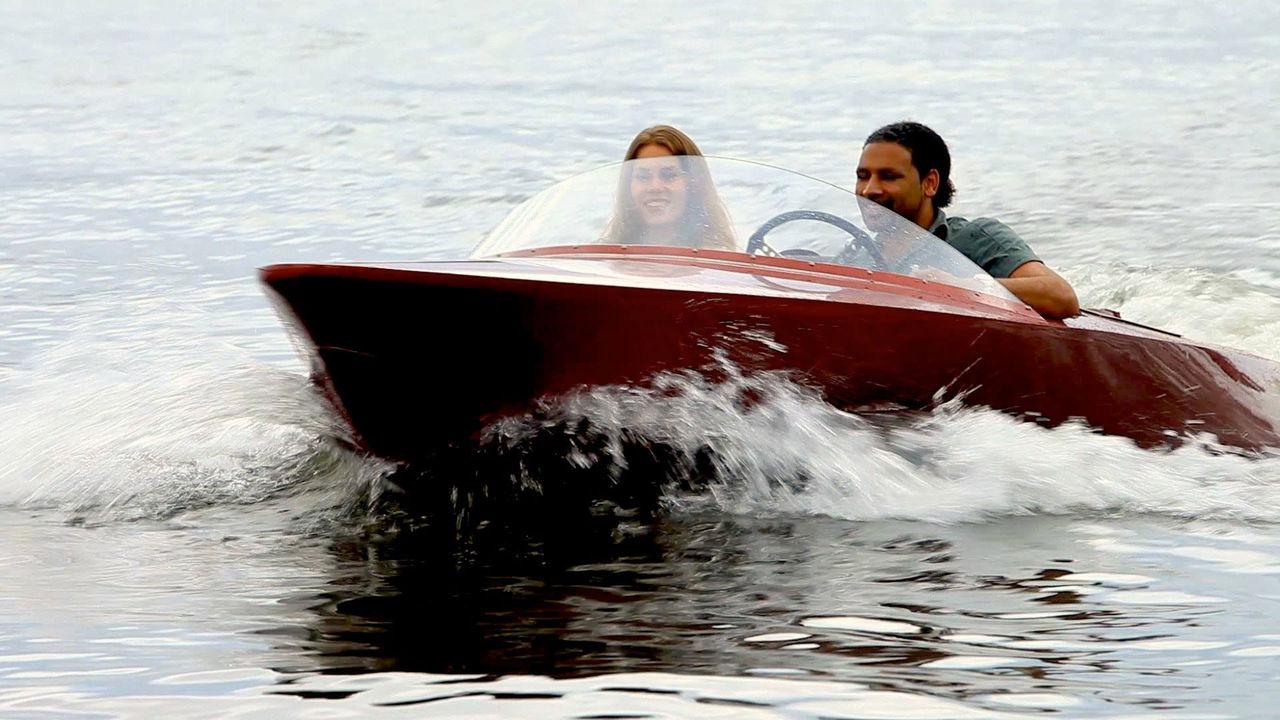 Eldrivna båtar från New Electric