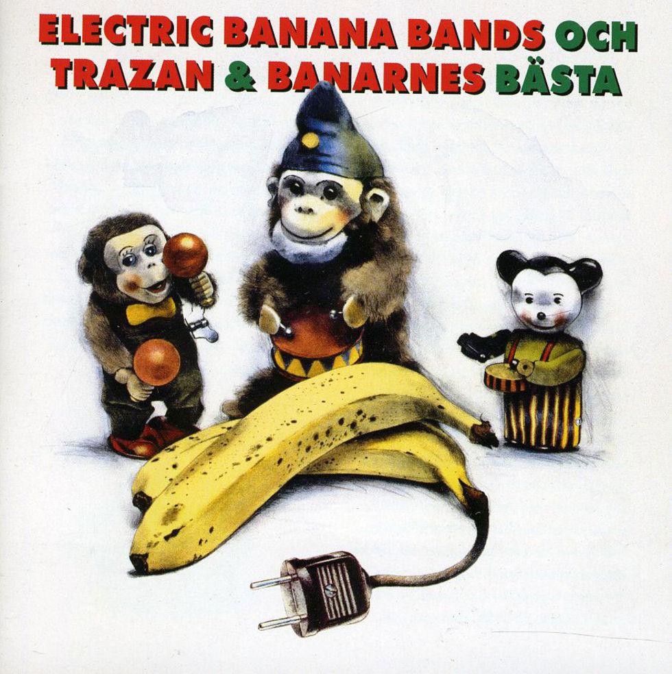 Electric Banana Band till Sweden Rock