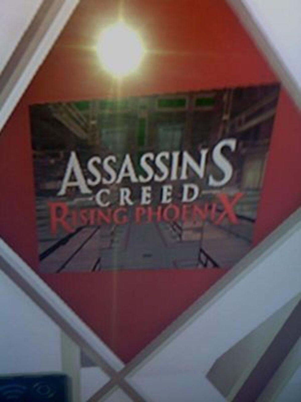 Nytt tecken på Assassin's Creed: Rising Phoenix