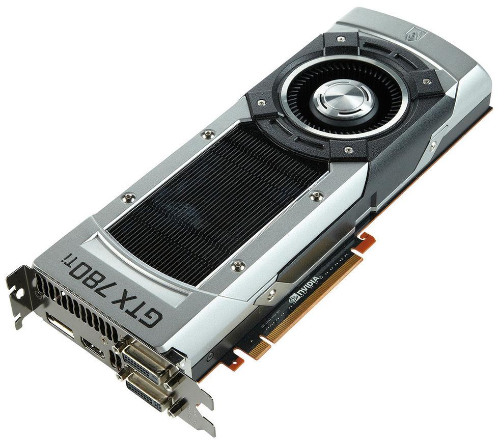 GeForce GTX 780 Ti släpps på marknaden