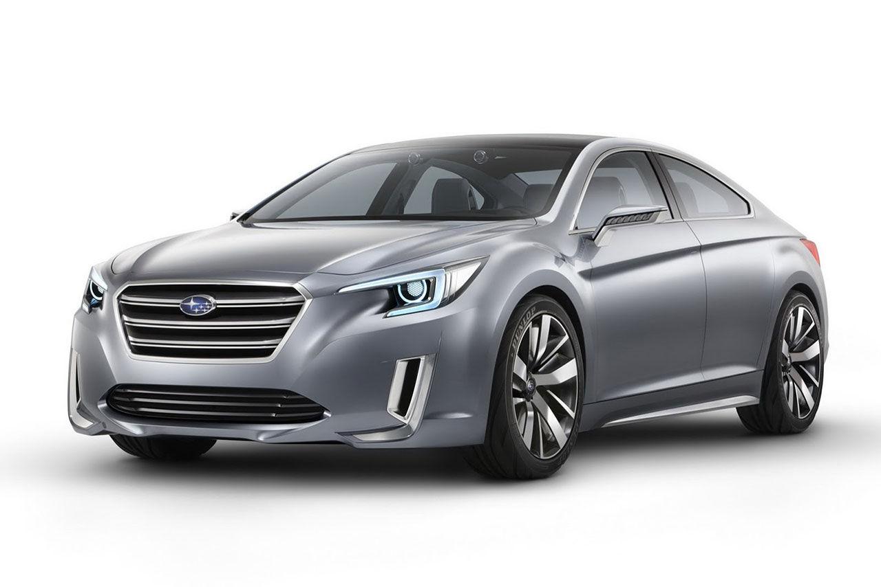 Nya Subaru Legacy i konceptform