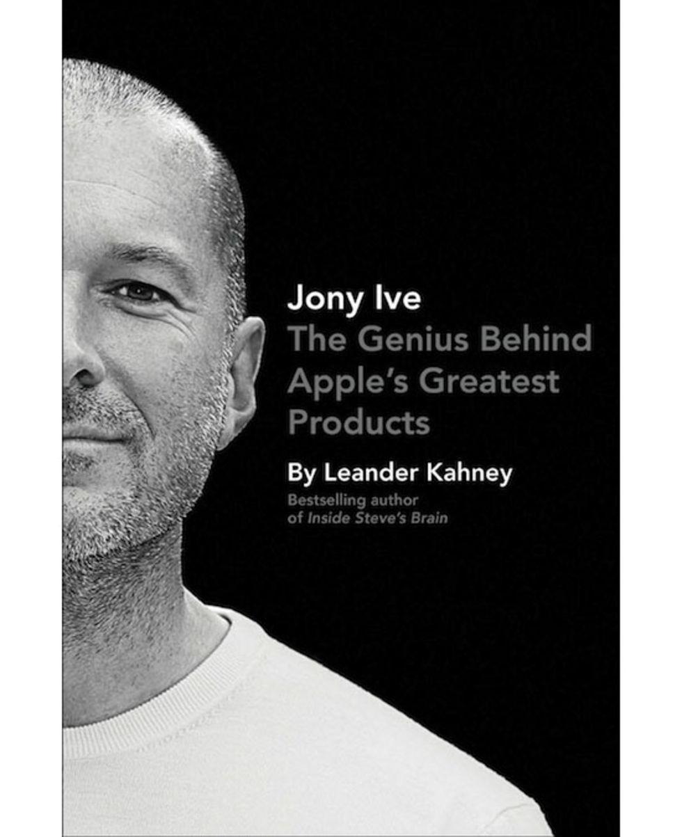En bok om Jony Ive