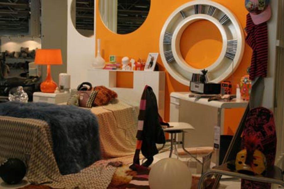 Tonårsrummen i fokus på Hem 2007