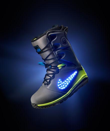 adidas Snowboarding Blauvelt Speed Lace | Svart