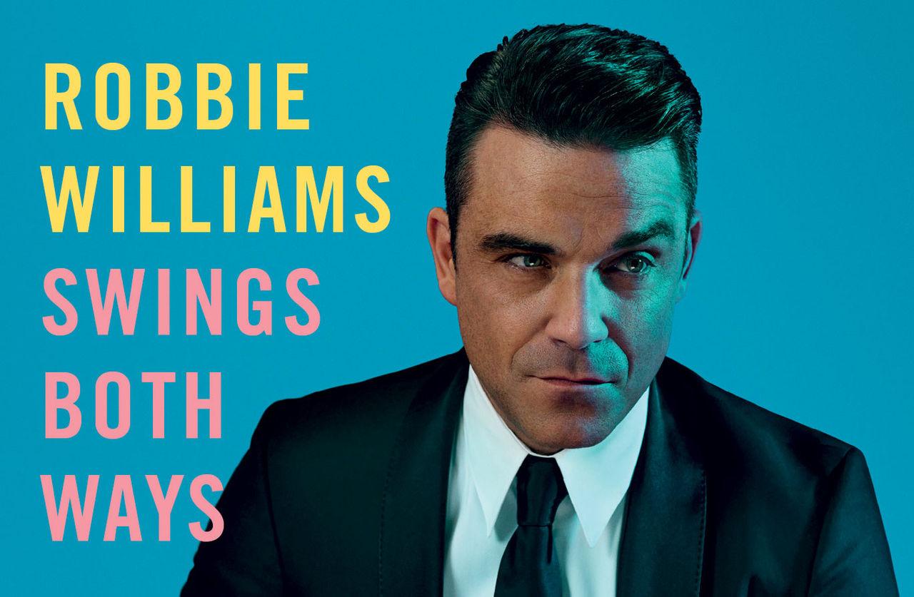 Robbie Williams bättre man singel