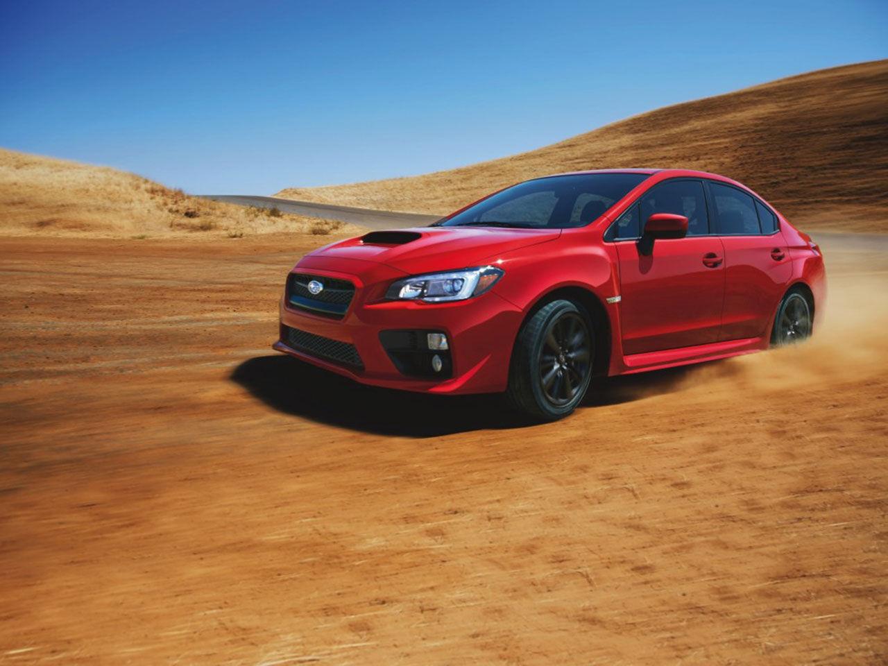 Nya Subaru Impreza WRX presenterad