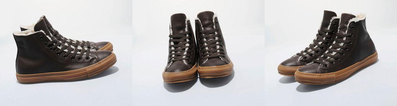 Converse för vintern