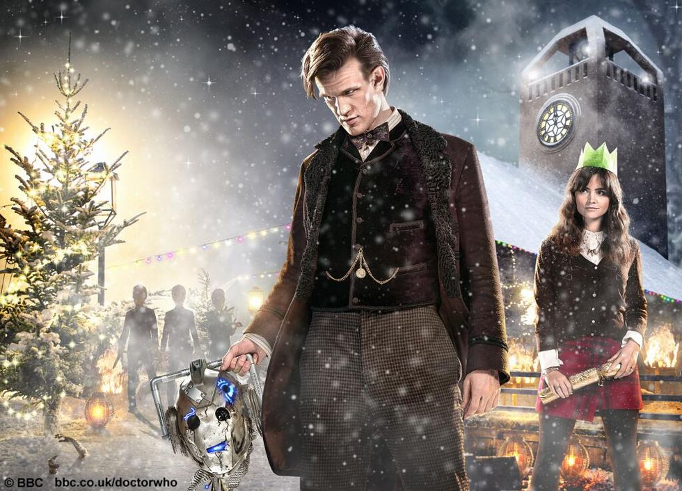 Årets Doctor Who-julspecial heter The Time of the Doctor