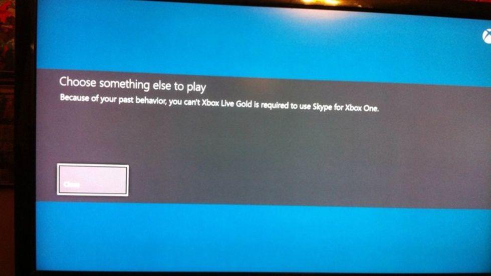 Flera Xbox One-användare tillfälligt avstängda