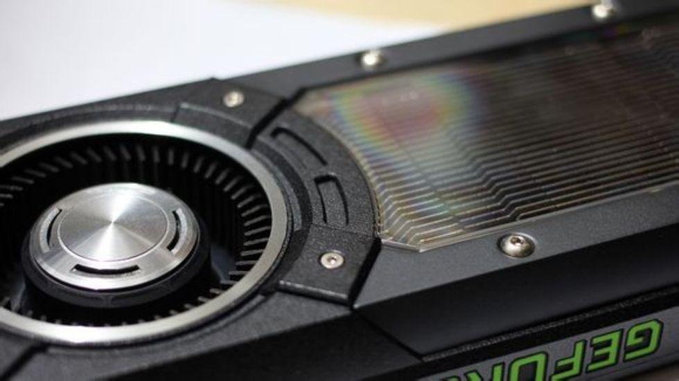 Nvidia kan släppa uppgraderad GeForce GTX Titan