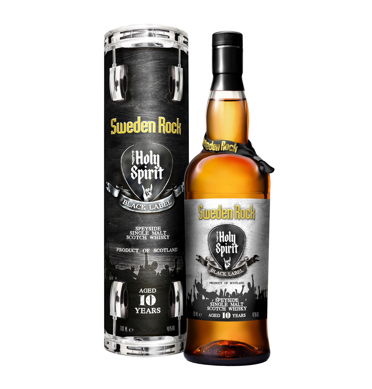 Ny Sweden Rock-whisky