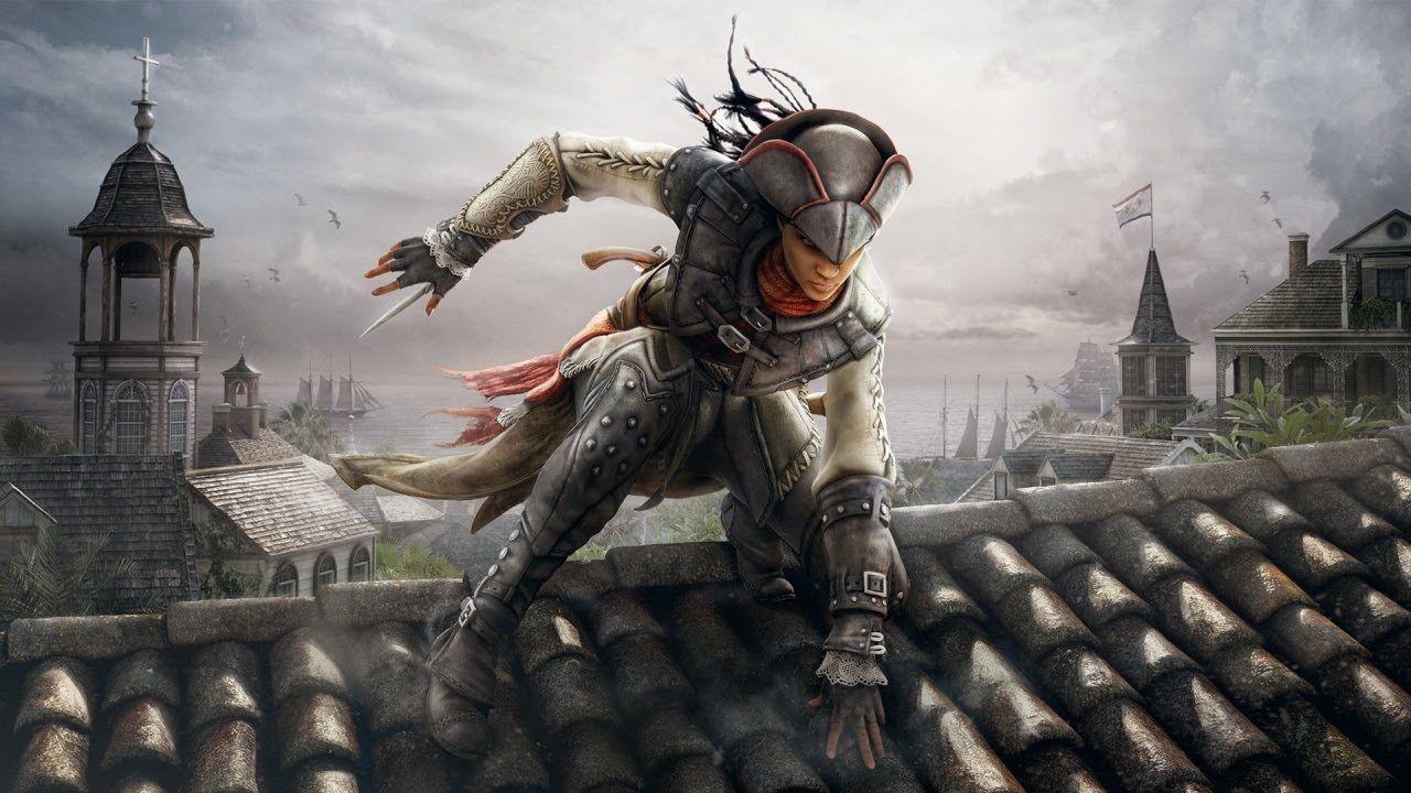 Assassin's Creed Liberation HD till konsol och PC i januari