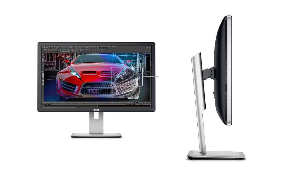 Dell visar upp 4K-skärm