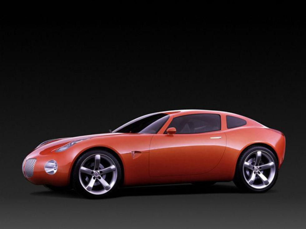 GM bygger Opel GT coupé?