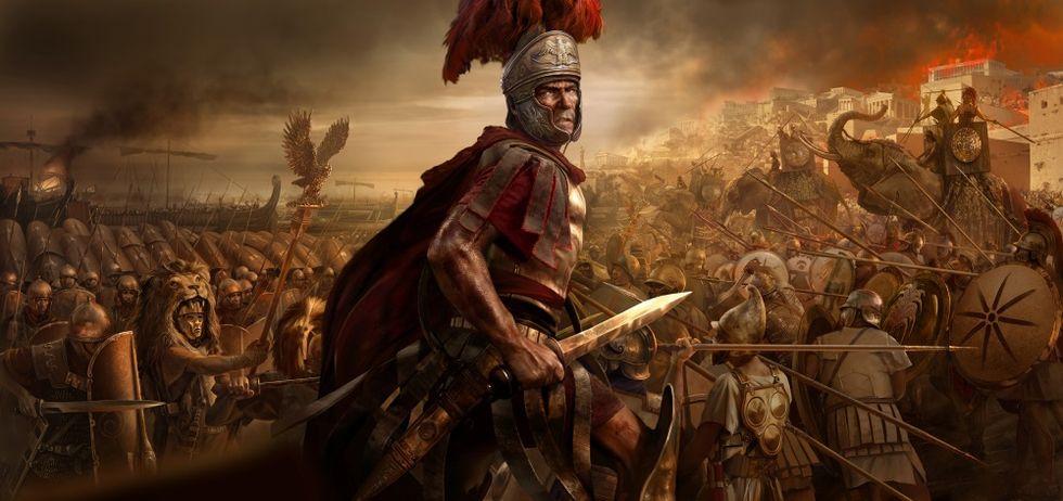 Total War: Rome 2 får sin första expansion