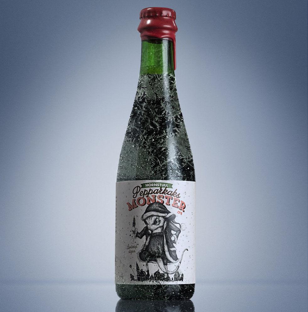 Sveriges starkaste öl smakar pepparkaka
