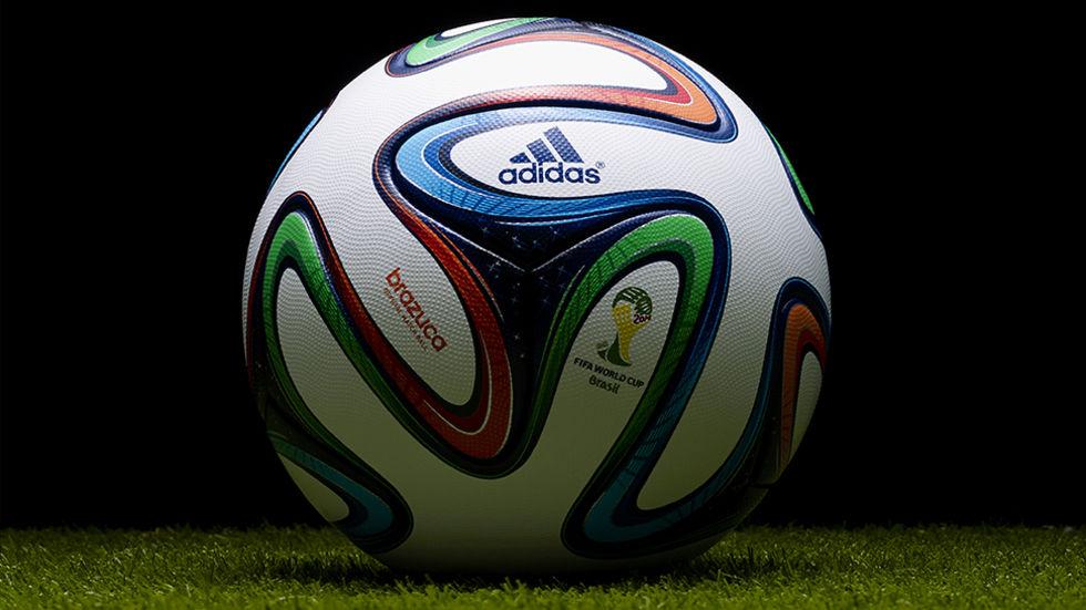 Brazuca heter VM 2014-bollen