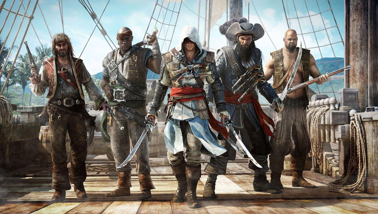 Assassin's Creed 4 får sitt första tillägg nu i december