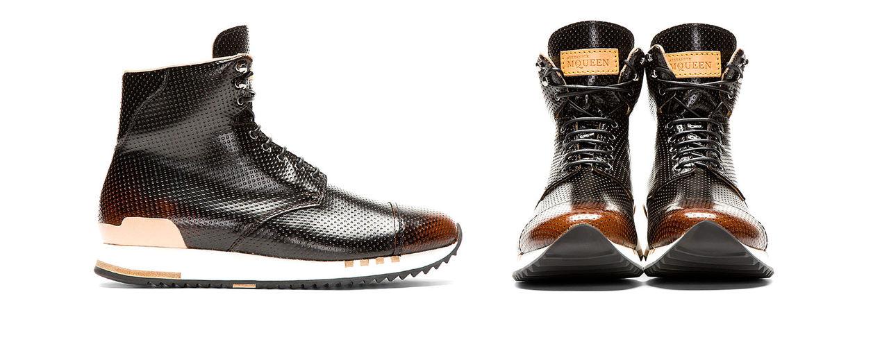 Nya skor från Alexander Mcqueen