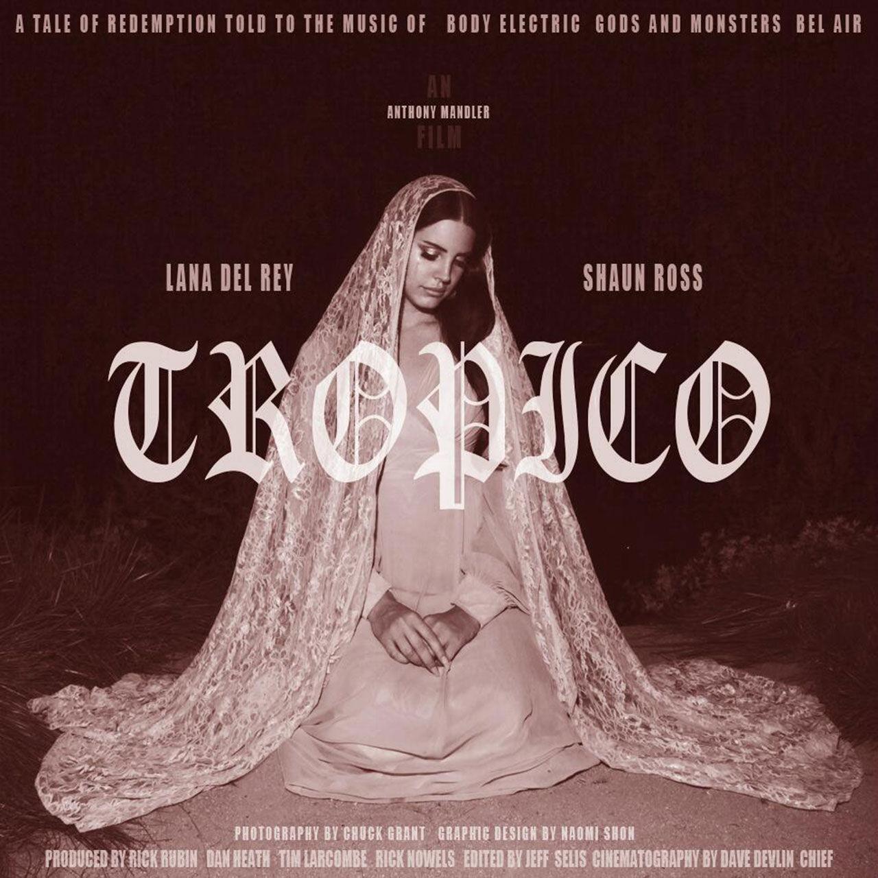 Lana Del Rey spelar Eva