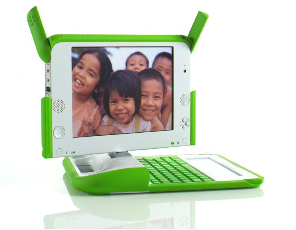 Intel vill konkurrera med OLPC XO