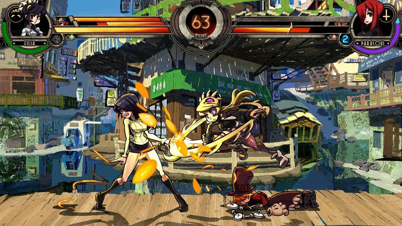 Konami plockar bort Skullgirls