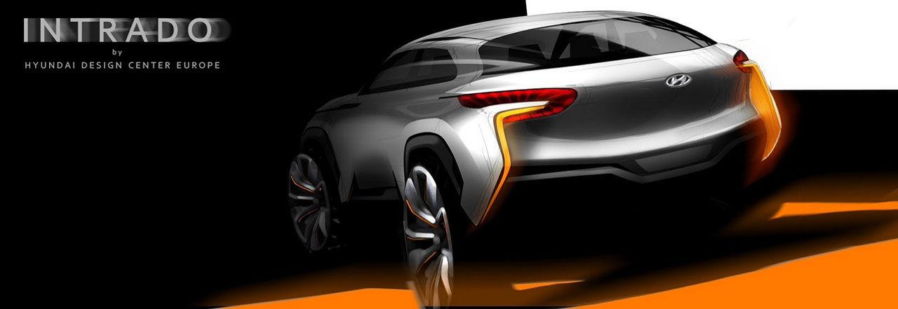 Hyundai teasar nytt bränslecellskoncept
