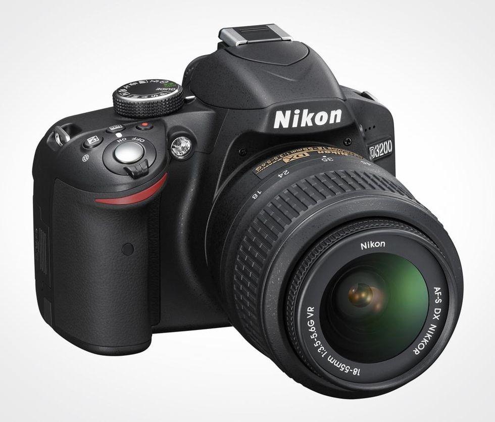 Nikon stoppar batterier från tredjepart