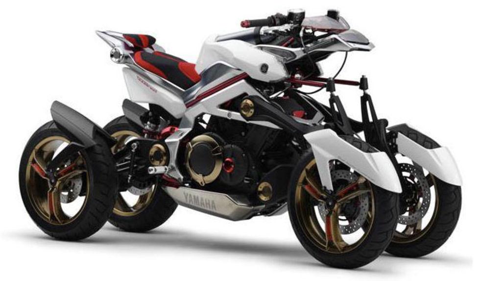 Yamaha Tesseract Hybrid