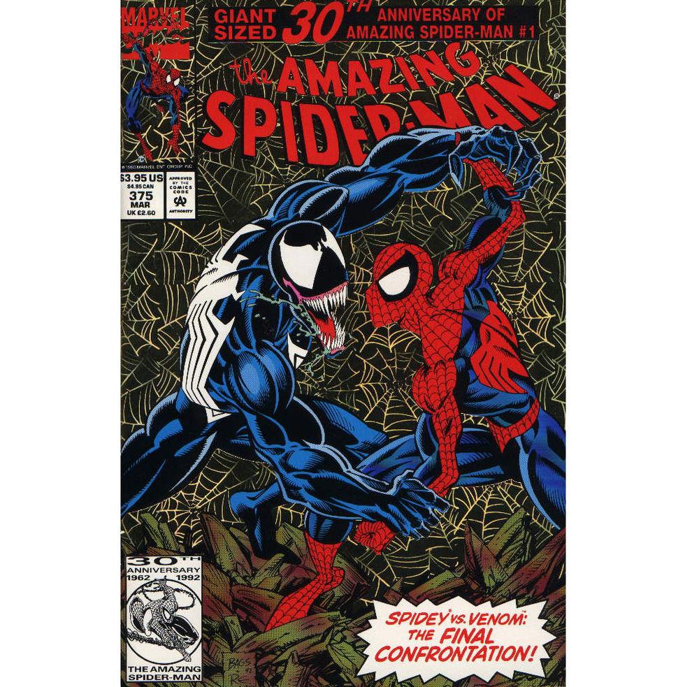 Två spinoffs på the Amazing Spider-Man