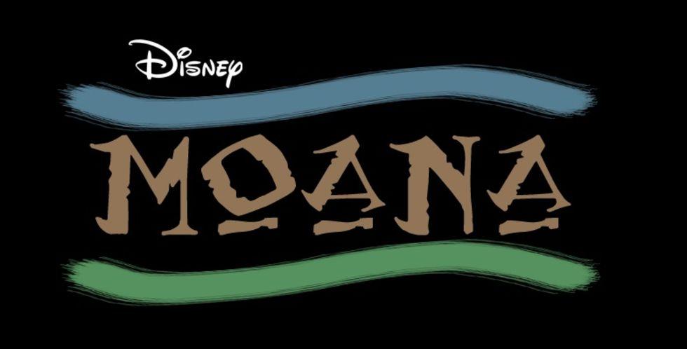 Disney offentliggör Moana