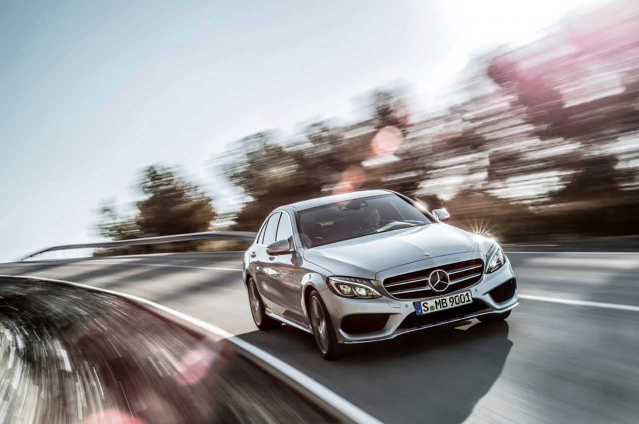 Nya Mercedes C-Klass äntligen officiell