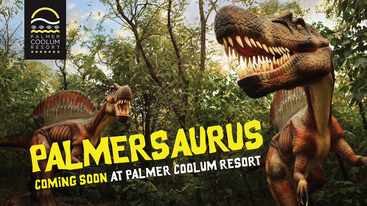 Palmersaurus har öppnat